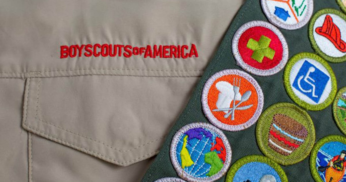 Scout Night in the Museum
