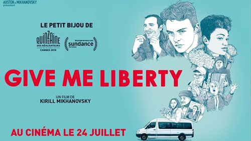 Cinema: Give Me Liberty