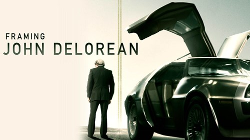 Cinema: Framing John DeLorean
